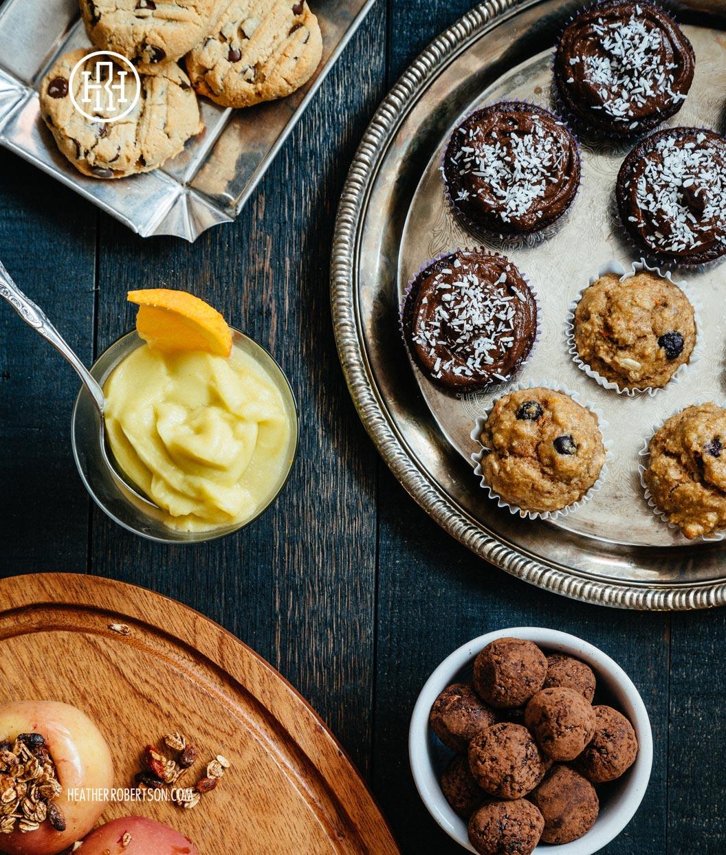 Heather Robertson's Clean Eating Treats Recipe eBook